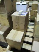 300 x Lumineux 9W Mini Spiral ES Base 2700K 220-240V OEM Trade Price £740