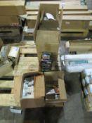 2000 x 1A250VAC Tube Starters, 7 x Philips Ecoclick Starter 4-22W 110-130V Single, 350 x Lumineux