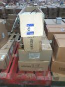 12 x LED Panel 295x595 40w 900mA 4000K 42V DC OEM Trade Price £ 1400