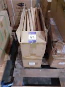 60 x Lumineux 2ft LED Tube 10W 4000K 1050lm 85-265V OEM Trade Price £ 440