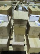 380 x Lumineux 9W Mini Spiral ES Base 2700K 220-240V OEM Trade Price £940