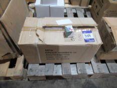 100 x Lumineux LED Yellow 1W GU5.3 MR 16 OEM Trade Price £ 399