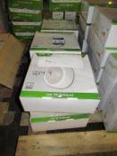9 x Lumineux 9W 3000K Bulkhead 220-240V White OEM Trade Price £ 120