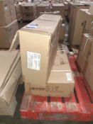 10 x LED Panel 295x595 40w 900mA 4000K 42V DC OEM Trade Price £ 1400