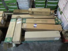 x Mixed Pallet of GE and Philips Tubes to contain all different lengths