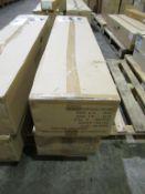 8 x Lumineux LED 50W 4ft Anti-Corrosive 5000K Twin OEM Trade Price £ 272