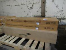 10 x Lumineux LED 4ft Twin Anti-Corrosive OEM Trade Price £ 620