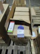 200 x Lumineux CFL Micro Spiral 7W B15 4200K OEM Trade Price £ 600