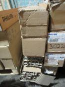 100 x Philips Master TL-D Super 58W G13 3500K OEM Trade Price £225