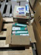 40 x Philips Master Line PL Electronic 11W B22, 55 x Sylvania Lynx S 9V G23 OEM Trade Price £310
