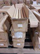 90 x Lumineux 2ft LED Tube 10W 4000K 1050lm 85-265V OEM Trade Price £ 660