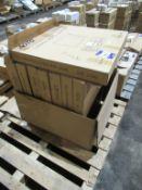 8 x Lumineux AOTO LED Panel 595x595mm 32W 4000K White OEM Trade Price £ 152