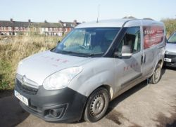 5 Light Commercial Vehicles