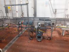 Single Track Driven Belt Conveyor