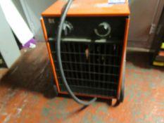VEAB 415V BX15E Industrial Heater