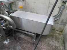 Liquid Transfer System Inc. 2x Fristam FL2.130S Pumps, Valves and Pipework