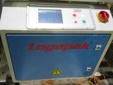 Logopak Logomatic 920 11 PFR Labeller