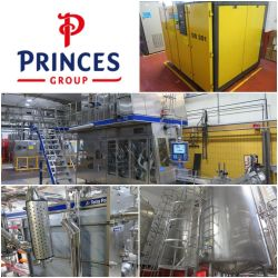 Tetra Pak Soft Drinks Processing and Filling Lines