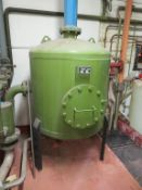 2015 Pollet Water Softening Plant and a Brade 3.5V4 Mild Steel Pressure Vessel