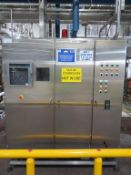 Stainless Steel Control Cabinet- Alfa 6