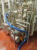 Alfa 3 Pasteuriser Plant Inc. Pasteuriser, Control Panel etc