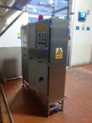 Tetra Pak Stainless Steel Control Panel