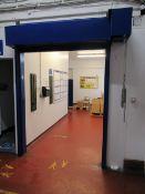 Manual Roller Security Door
