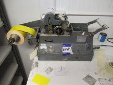 Norprint A3MR Label Rewinder