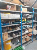 Qty of Assorted Spare Parts to 3 bays