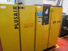 HPC Plusair DS201 Compressor (Comp 4)