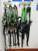 Qty of Safety Harnesses with s/s coat hanger