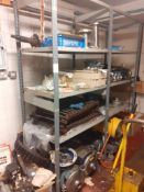 Lot to contain Various Spare Parts