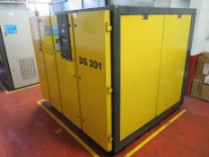 HPC Plusair DS201 Compressor (Comp 3)