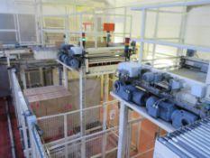 Stork Palletising System For Euro Half Euro, Chep & Half Chep Pallets etc
