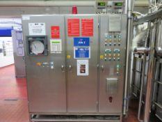 Alfa 2 Pasteuriser Plant Inc. Tetrapak Pasteuriser, Control Panel etc