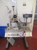 Pals MT400705-000 230V Label Applicator with Pals Model MS100 Control