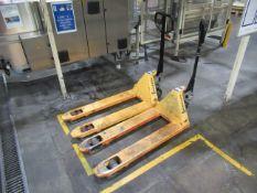 2 x Total Lifter Pallet Trucks