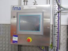 FMA Simatic Multipanel Touch Screen