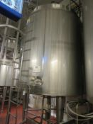 1991 Goavec 10,250 Litre insulated Stainless Steel Tank (AT2)