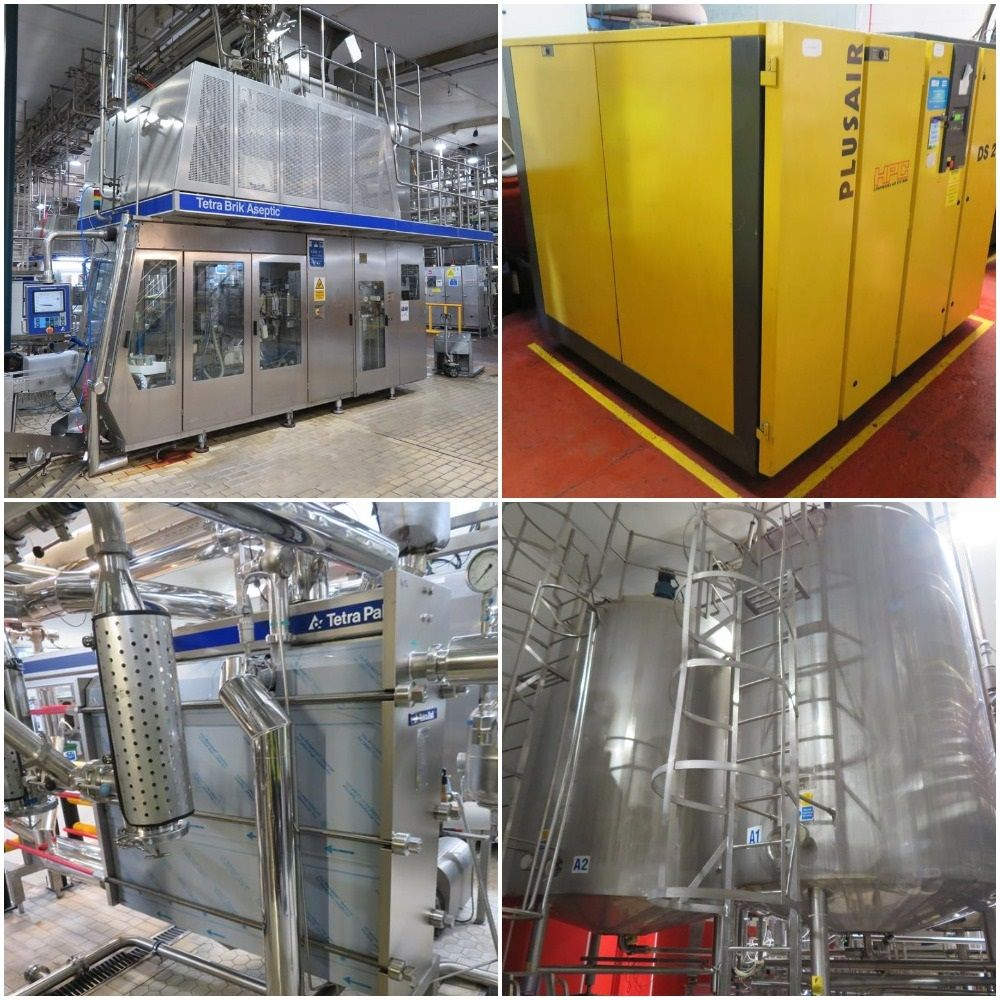 Tetra Pak, Soft Drinks Processing and Filling Lines