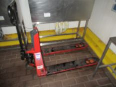 Ravas 2100L Pallet Truck Scales