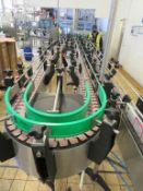 c26m of Gernep Narrow Acrylic Slat Belt Conveyor