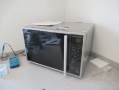 Sharp R-959(SL) M-AA Jet Convection and Grill Microwave