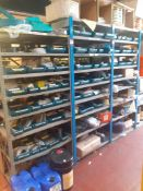 Qty of Assorted Palletiser Spare Parts