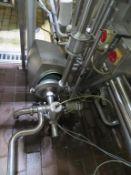 Heat Exchanger, Balance Tank, Flow Meters, Pumps, Valves and Temperature Gauges