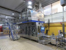 Filling Line A - 9000 Units/Hr, Tetra Pak
