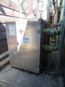 Powercool Twin Fan Water Chiller and Heat Exchanger