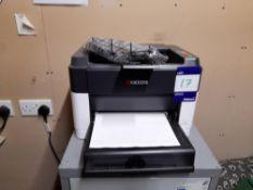 Kyocera FS1061DN printer, and Texet CC15M shredder