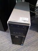 HPZ400 Xeon Workstation 6Gb RAM, Product ID KK718ET#ABV, Serial Number CZC12997X9 (BTLDNWKS017)