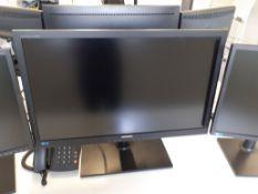 """Samsung Sync Master SA850 27"""" Computer Monitor & 2 x Samsung S19C450 Computer Monitors"""
